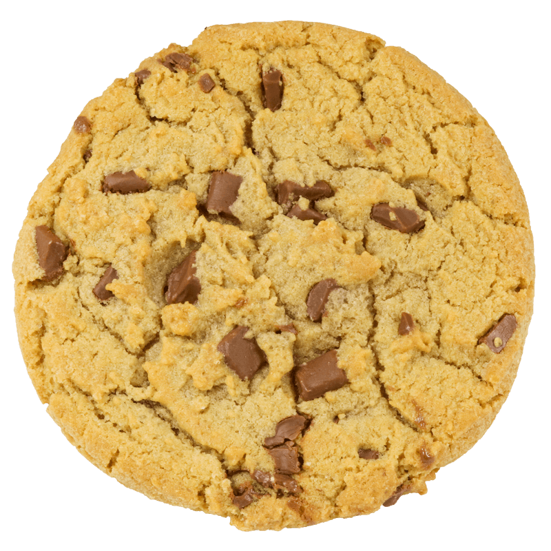 MILK CHOCOLATE CHIP COOKIE XL
