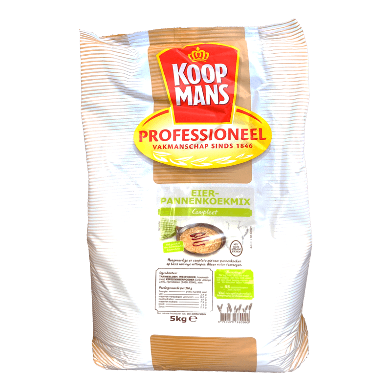 DUTCH PANCAKE MIX KOOPMANS