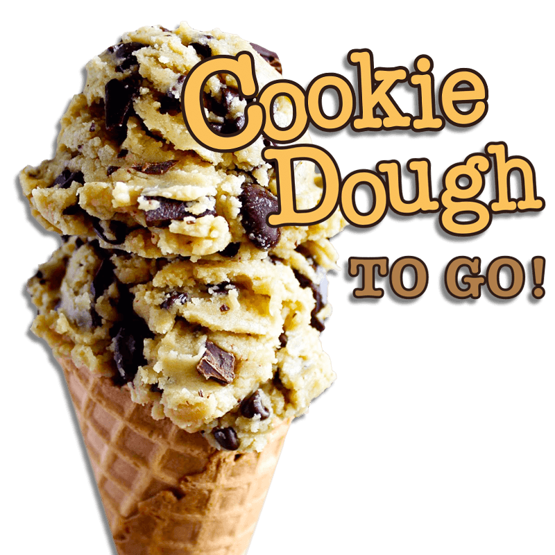 NEW! Cookie Dough TO GO