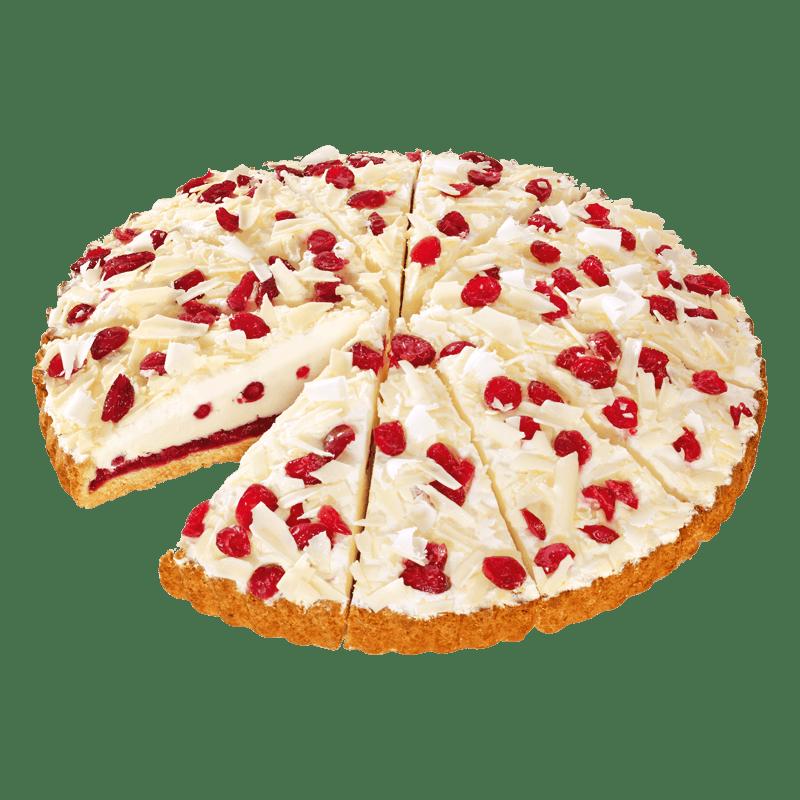 BERRY N WHITE CAKE