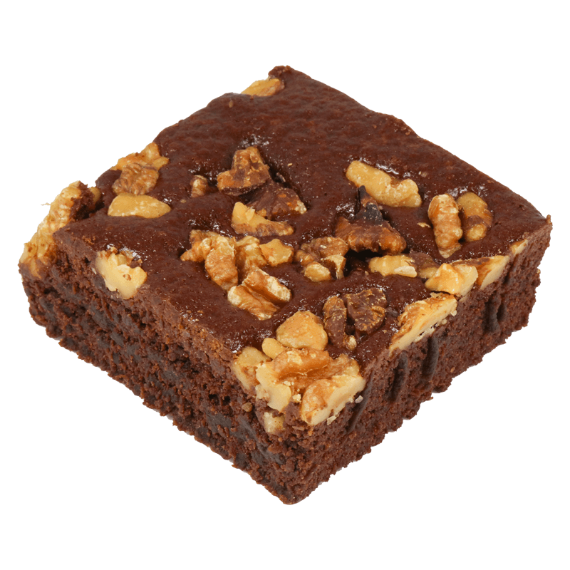 CHOCOLATE BROWNIES WITH WALNUTS