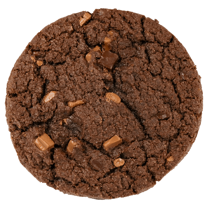 DOUBLE CHOCOLATE CHIP COOKIE XL