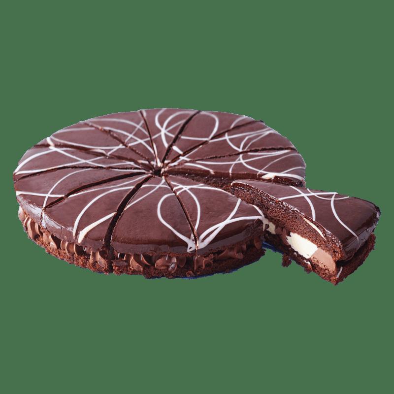 DAY & NIGHT CAKE