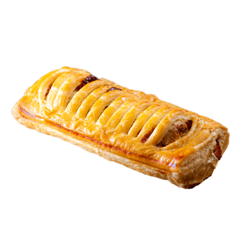 CHICKEN-MEAT AND CURRY PUFF-PASTRIES