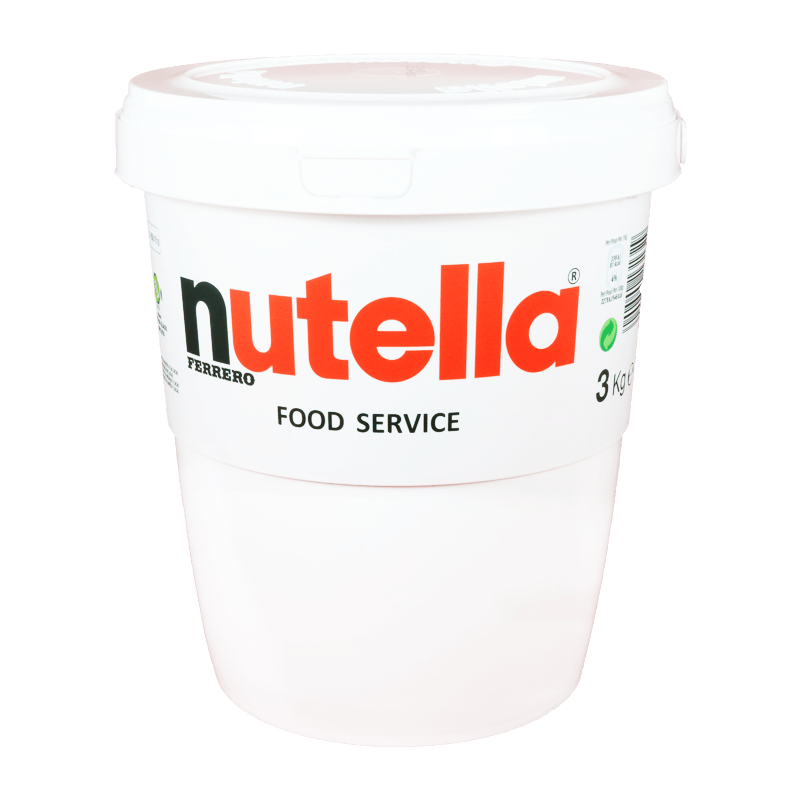 NUTELLA PRODUCTS & PASTAS