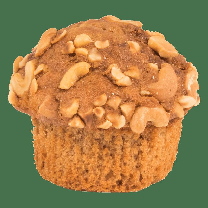 NUTELLA NUTS MUFFINS XXL