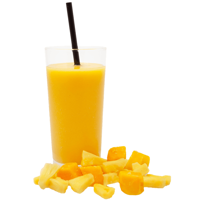 SMOOTHIE SUNSHINE ANANAS-MANGO